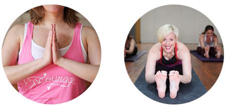 yoga inspirational women