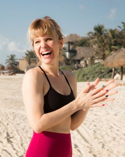 Mandy Roberts FORM yoga Soul Nourish Retreats