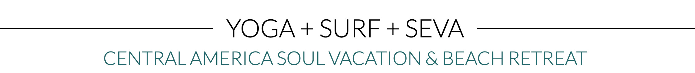 yoga surf seva central america